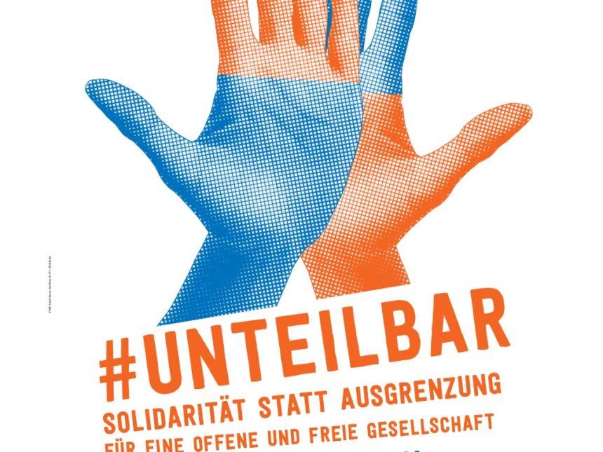 Redebeitrag #unteilbar