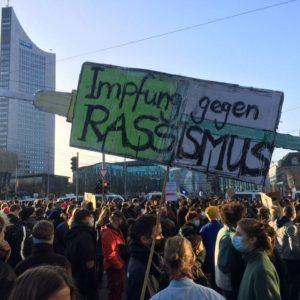 KritMed Leipzig zu #le0711 – Nie wieder Faschismus!